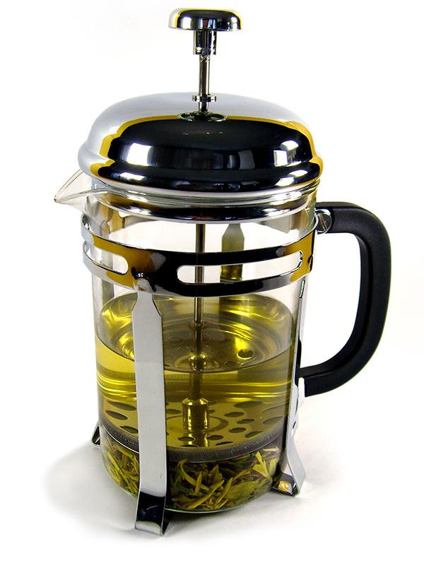 Френч-пресс для заваривания чая и кофе apollo quot;networkquot; 600 мл