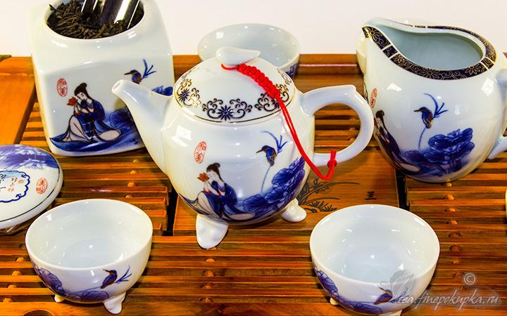 Китайски сервиз за чай