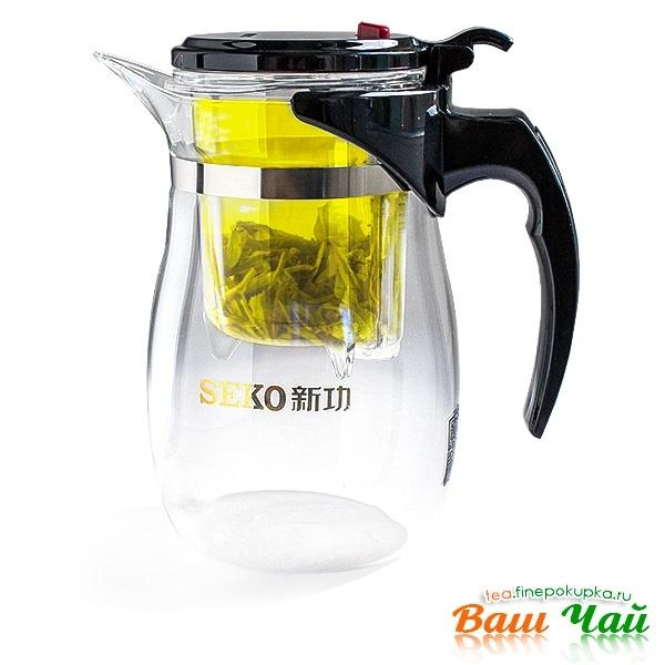 Заварочный чайник зеленого чая
